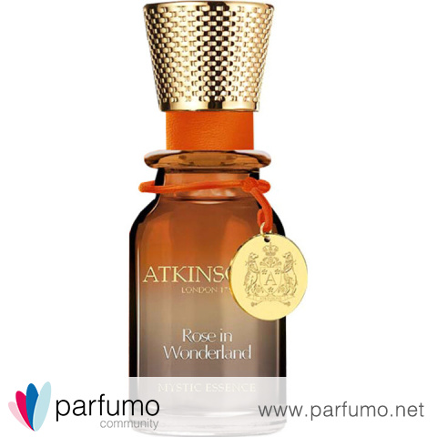 Rose in Wonderland Mystic Essence (Concentrated Fragrance) by Atkinsons