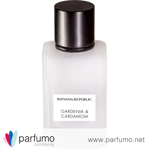 Gardenia & Cardamom by Banana Republic