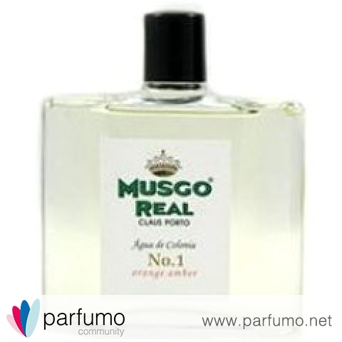 Musgo Real - No. 1 Orange Amber by Claus Porto