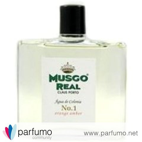 Musgo Real - No. 1 Orange Amber von Claus Porto