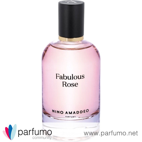 Fabulous Rose by Nino Amaddeo