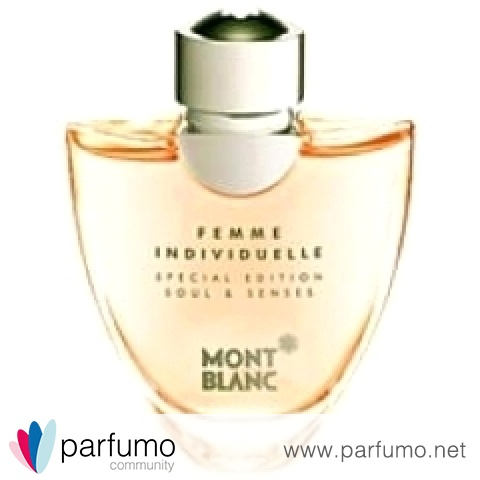 Femme Individuelle Special Edition Soul & Senses by Montblanc