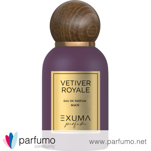 Vetiver Royale by Exuma
