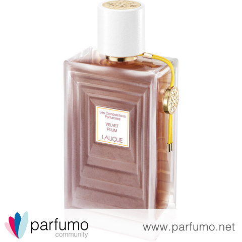 Les Compositions Parfumées - Velvet Plum by Lalique