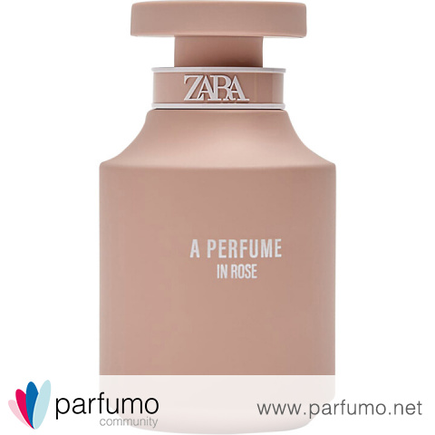 A Perfume In Rose by Zara