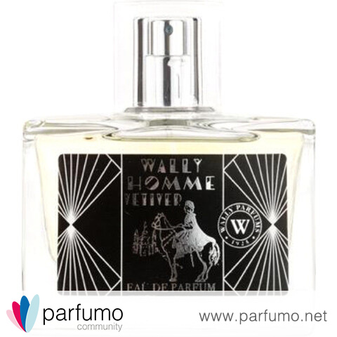 Homme Vetiver by Wally
