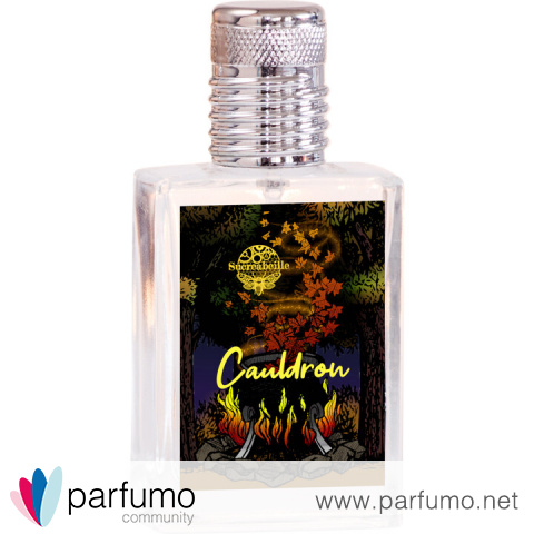 Cauldron (Eau de Parfum) by Sucreabeille