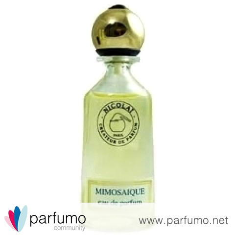 Mimosaique by Parfums de Nicolaï