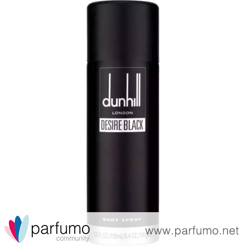 Desire Black (Body Spray) by Dunhill