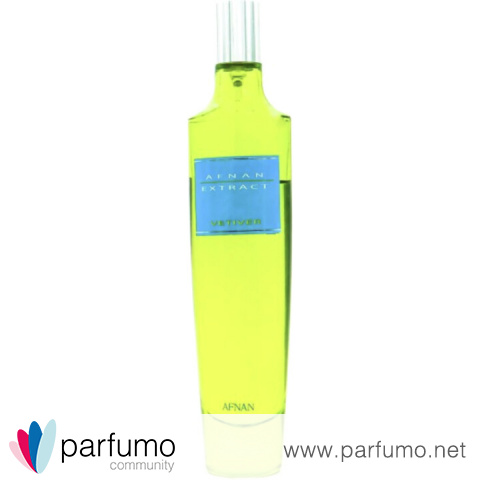 Afnan Extract - Vetiver by Afnan Perfumes