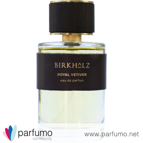 Royal Vetiver by Birkholz