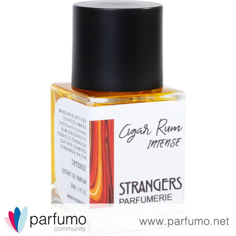 Cigar Rum Intense by Strangers