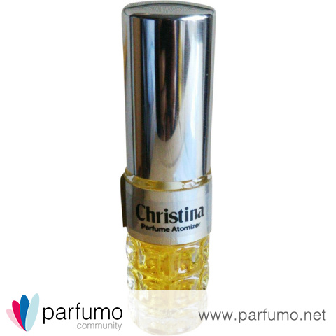 Christina (Perfume) von Dadi / Perfumes Of Singapore