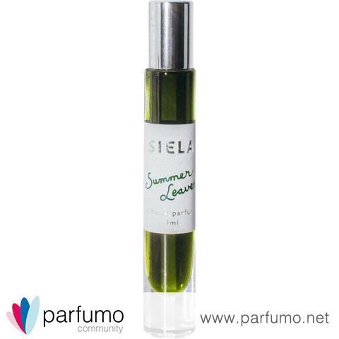 Summer Leaves (Perfume Oil) by Siela