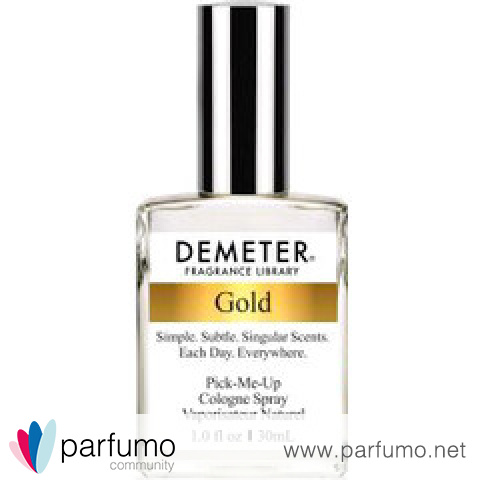 Gold by Demeter Fragrance Library / The Library Of Fragrance