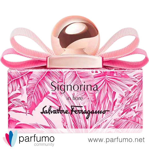 Signorina In Fiore Fashion Edition 2019 by Salvatore Ferragamo
