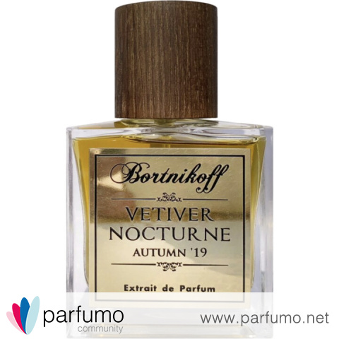 Vetiver Nocturne Autumn '19 by Bortnikoff