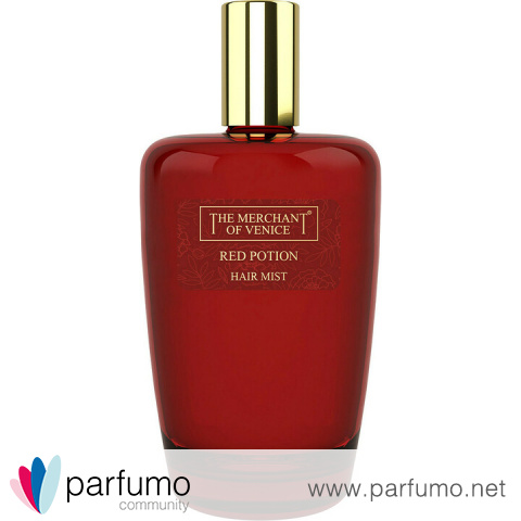 Red Potion (Hair Mist) by The Merchant Of Venice