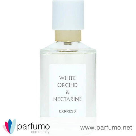 White Orchid & Nectarine by Express
