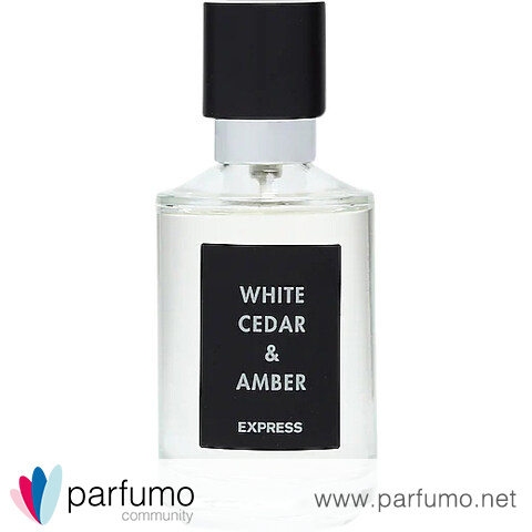 White Cedar & Amber by Express