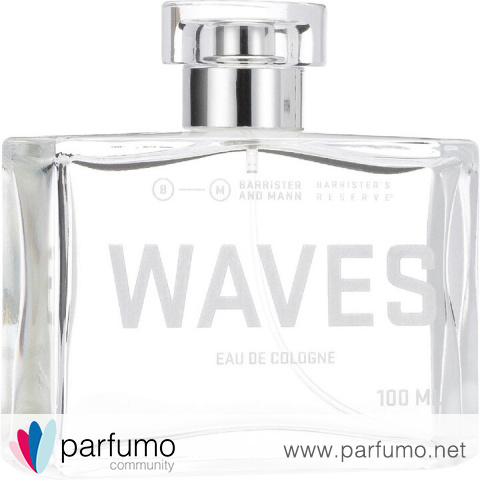 Barrister's Reserve - Waves (Eau de Cologne) von Barrister And Mann