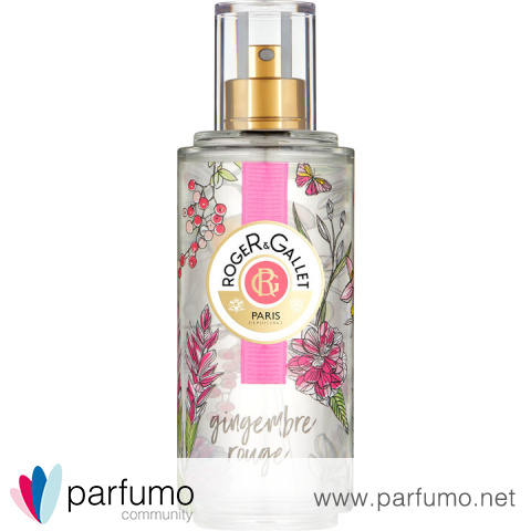 Gingembre Rouge Limited Edition by Roger & Gallet