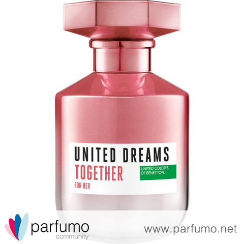 United Dreams - Together for Her von Benetton