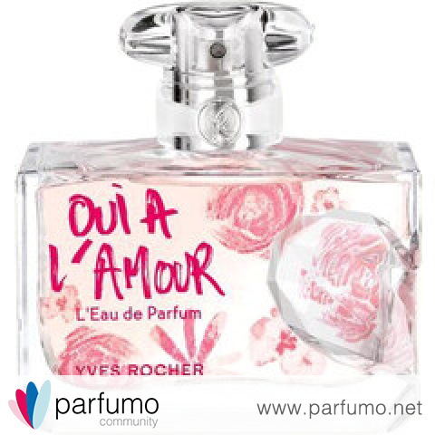 Oui à L'Amour Flacon Collector 2019 by Yves Rocher