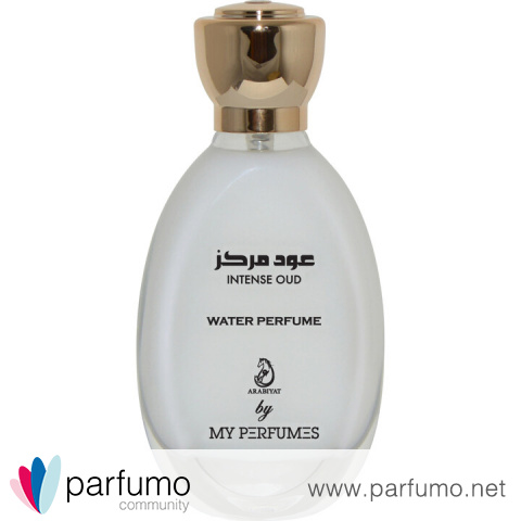 Intense Oud (Water Perfume) by Arabiyat