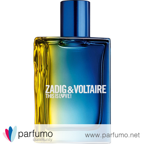 This Is Love! pour Lui by Zadig & Voltaire