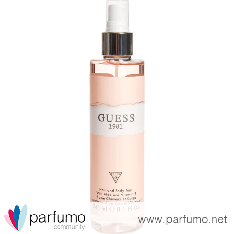 Guess 1981 (Fragrance Mist) by Guess
