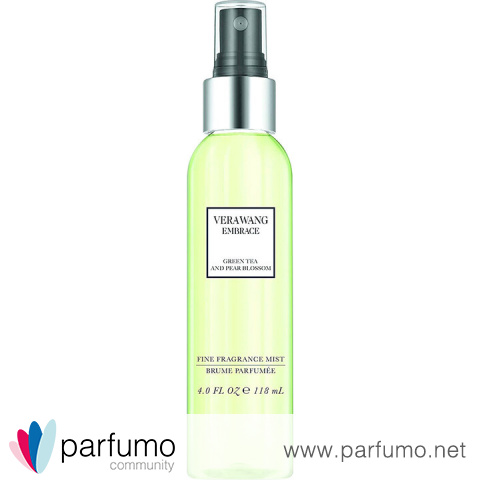 Embrace - Green Tea and Pear Blossom (Fragrance Mist) by Vera Wang