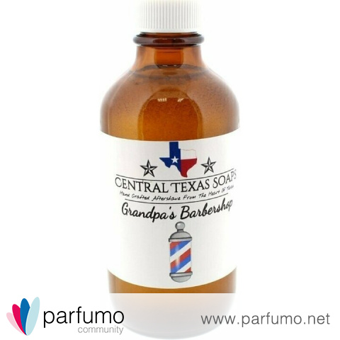 Grandpa's Barbershop by Central Texas Soaps