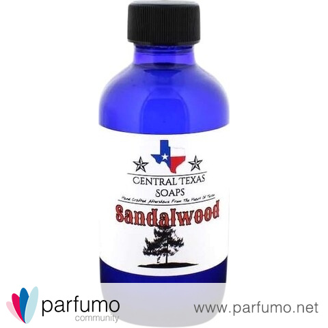 Sandalwood by Central Texas Soaps