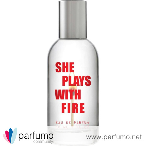 She Plays With Fire by Steve Madden