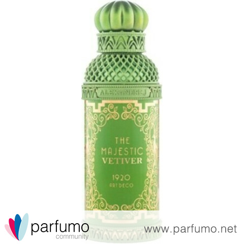 The Majestic Vetiver