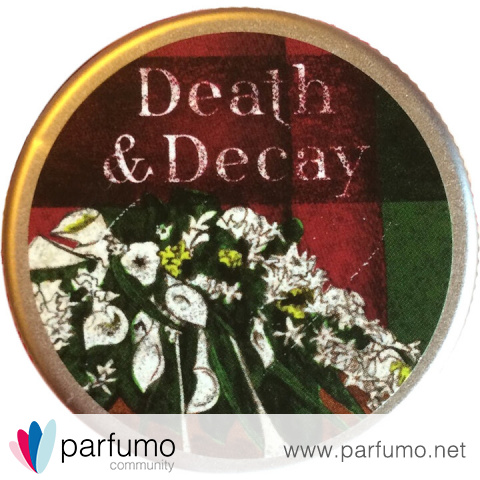 Death & Decay (Solid Perfume) by Lush / Cosmetics To Go