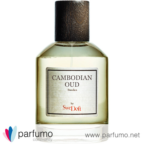 Cambodian Oud by SweDoft