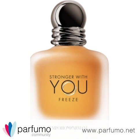 Emporio Armani - Stronger With You Freeze