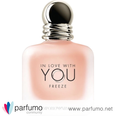 Emporio Armani - In Love With You Freeze by Giorgio Armani