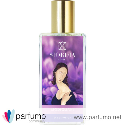Modigliani by Siordia Parfums