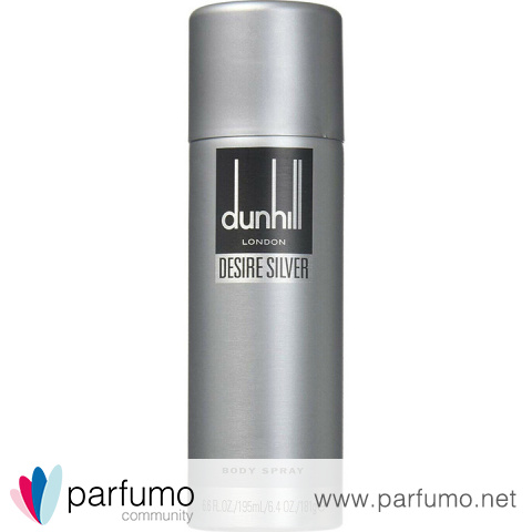 Desire Silver (Body Spray) by Dunhill