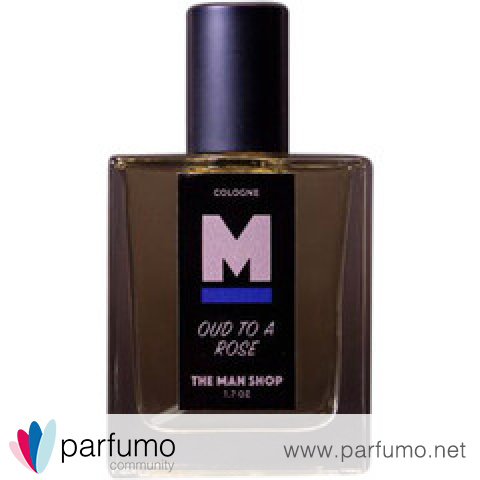 Oud To A Rose (Cologne) by The Man Shop