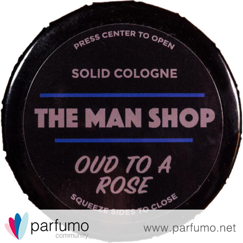 Oud To A Rose (Solid Cologne) von The Man Shop