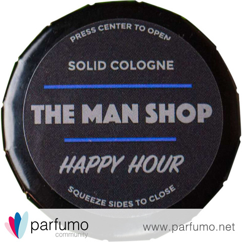 Happy Hour (Solid Cologne) von The Man Shop