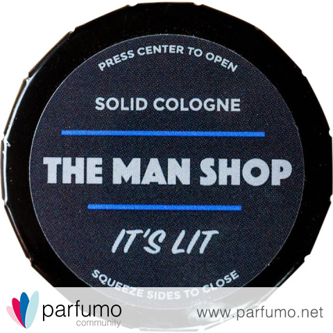 It's Lit (Solid Cologne) von The Man Shop