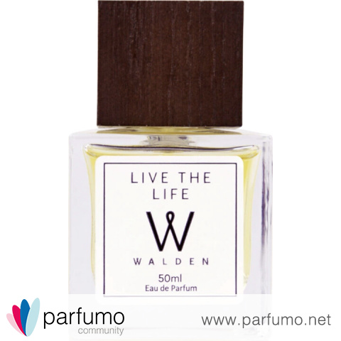 Live The Life (Eau de Parfum) by Walden Perfumes