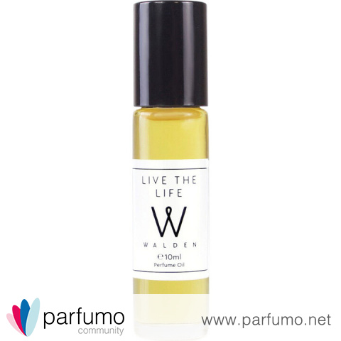 Live The Life (Perfume Oil) by Walden Perfumes