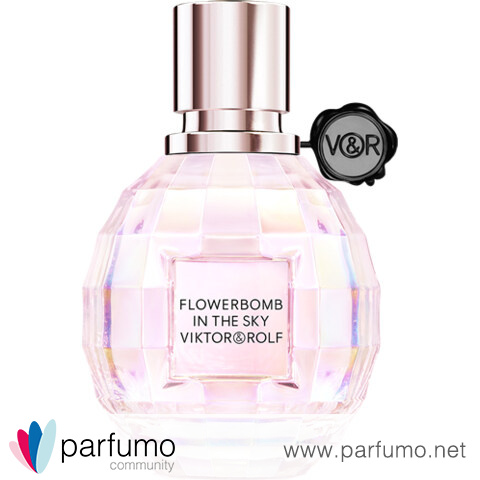 Flowerbomb In The Sky Edition von Viktor & Rolf