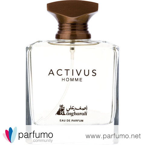 Activus Homme by Asgharali / أصغر علي